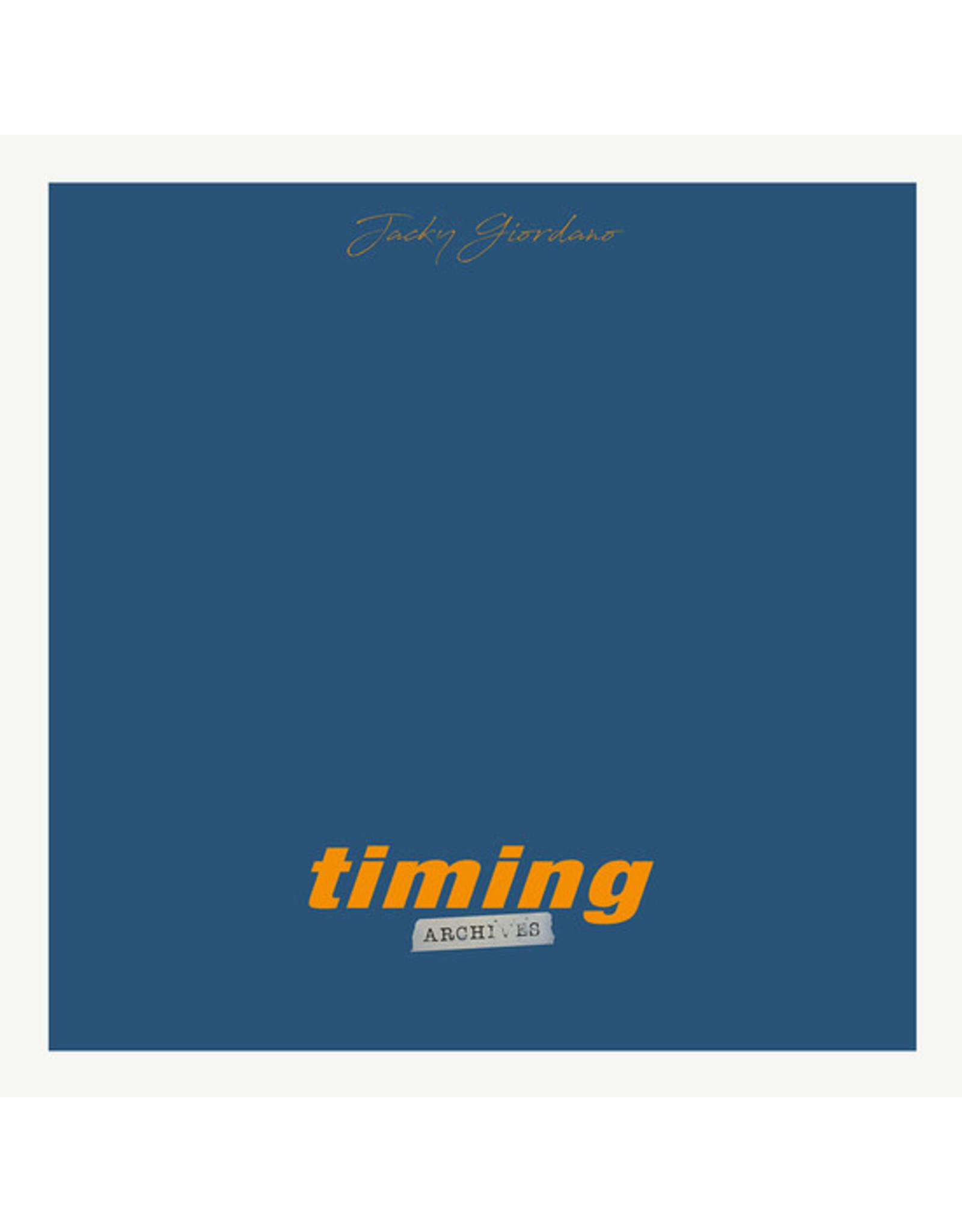 Farfalla Giordano, Jacky: Timing Archives LP