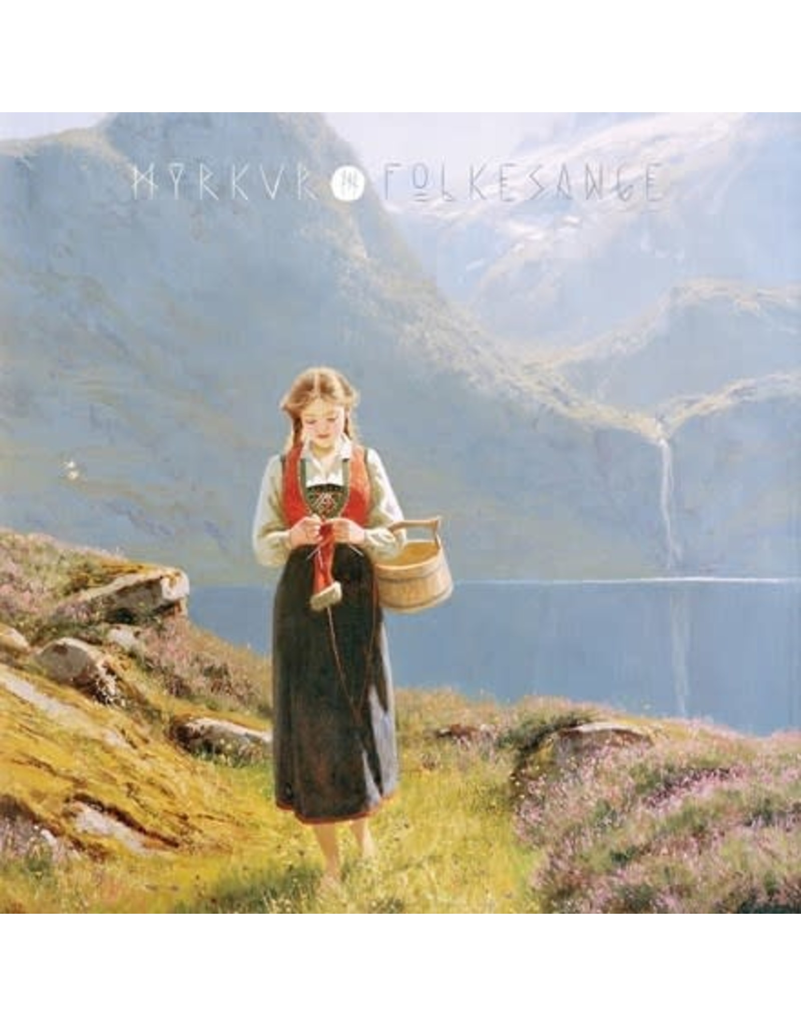 Relapse Myrkur: Folkesange LP