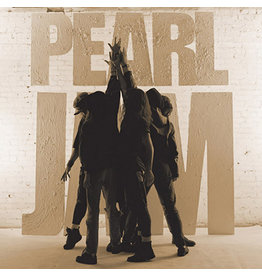 Epic Pearl Jam: Ten LP