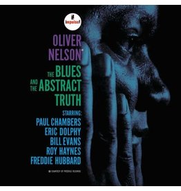 Impulse Nelson, Oliver: The Blues and the Abstract Truth LP