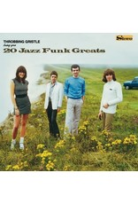 Mute Throbbing Gristle: 20 Jazz Funk Greats LP