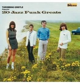 Mute Throbbing Gristle: 20 Jazz Funk Greats LP