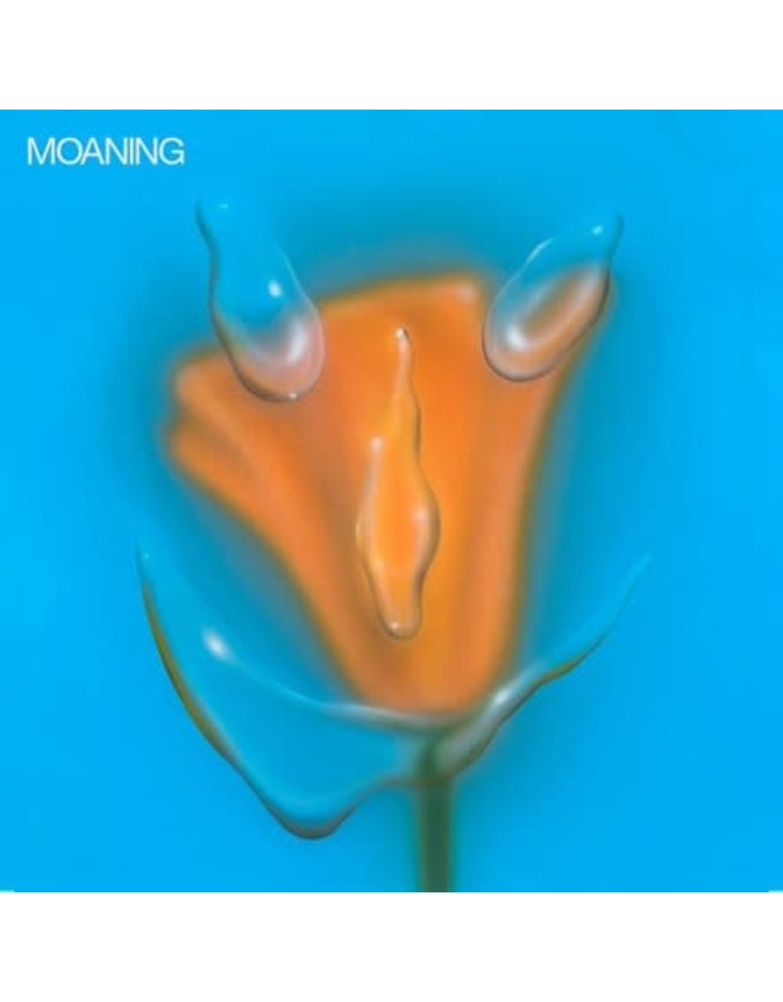 Sub Pop Moaning: Uneasy Laughter (Indie only Loser Edition Clear w/blue and orange)  LP