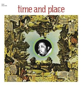 Future Days Moses, Lee: Time And Place LP