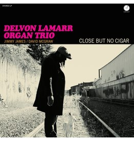 Colemine Lamarr, Delvon Organ Trio: Close But No Cigar LP