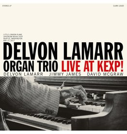 Lamarr, Delvin Organ Trio: Live At KEXP! LP