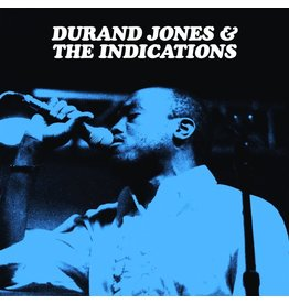 Dead Oceans Jones, Durand & The Indications: Durand Jones & The Indications LP