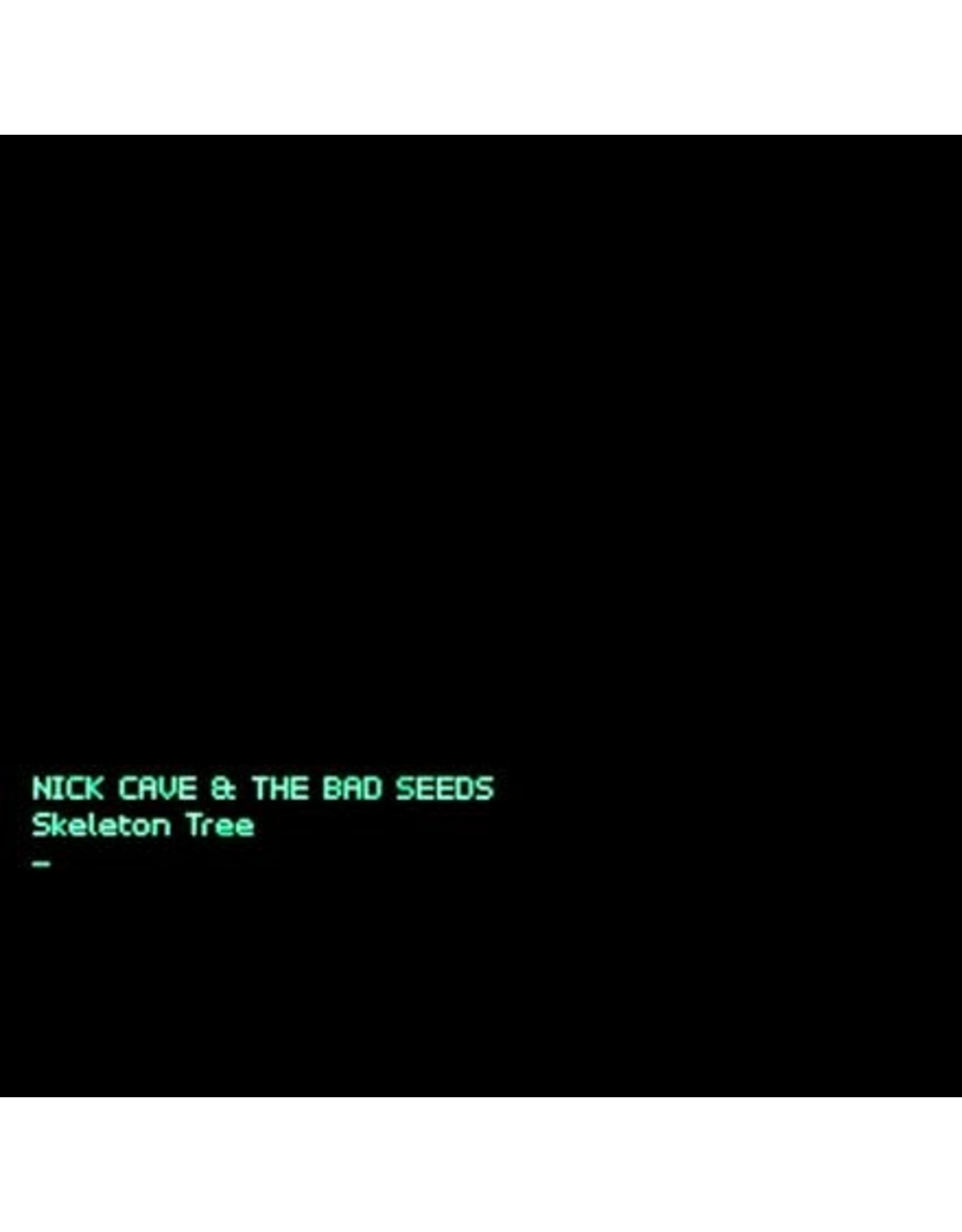 Bad Seed LTD. Cave, Nick & The Bad Seeds: Skeleton Tree LP