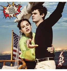 Interscope Del Rey, Lana: Norman Fucking Rockwell! LP