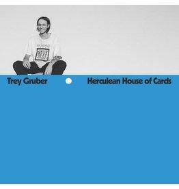 Numero Gruber, Trey: Herculean House Of Cards (blue vinyl) LP