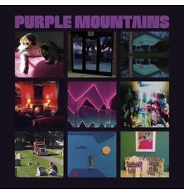 Drag City Purple Mountains: Purple Mountains LP