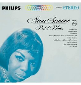 Verve Simone, Nina: Pastel Blues LP
