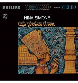 Verve Simone, Nina: High Priestess of Soul LP