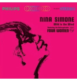 Verve Simone, Nina: Wild Is The Wind LP