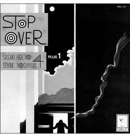BBE Sasaki, Hideto/ Toshiyuki Sekine Quartet + 1: Stop Over LP