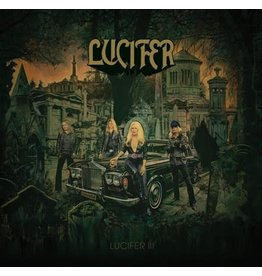 Century Media Lucifer: III LP