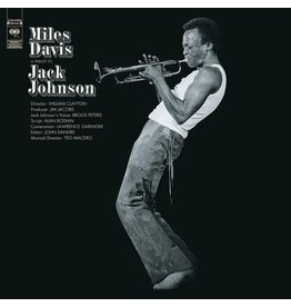 Legacy Davis, Miles: A Tribute to Jack Johnson LP