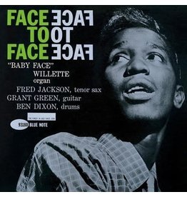 Blue Note Willette, Baby Face: Face To Face (Tone Poet Series) LP