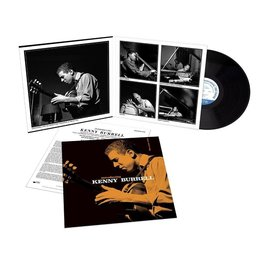 Blue Note Burrell, Kenny: Introducing Kenny Burrell (Tone Poet Series) LP