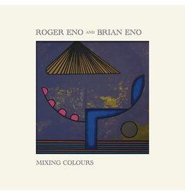 Deutsche Grammophon Eno, Roger & Brian Eno: Mixing Colours LP