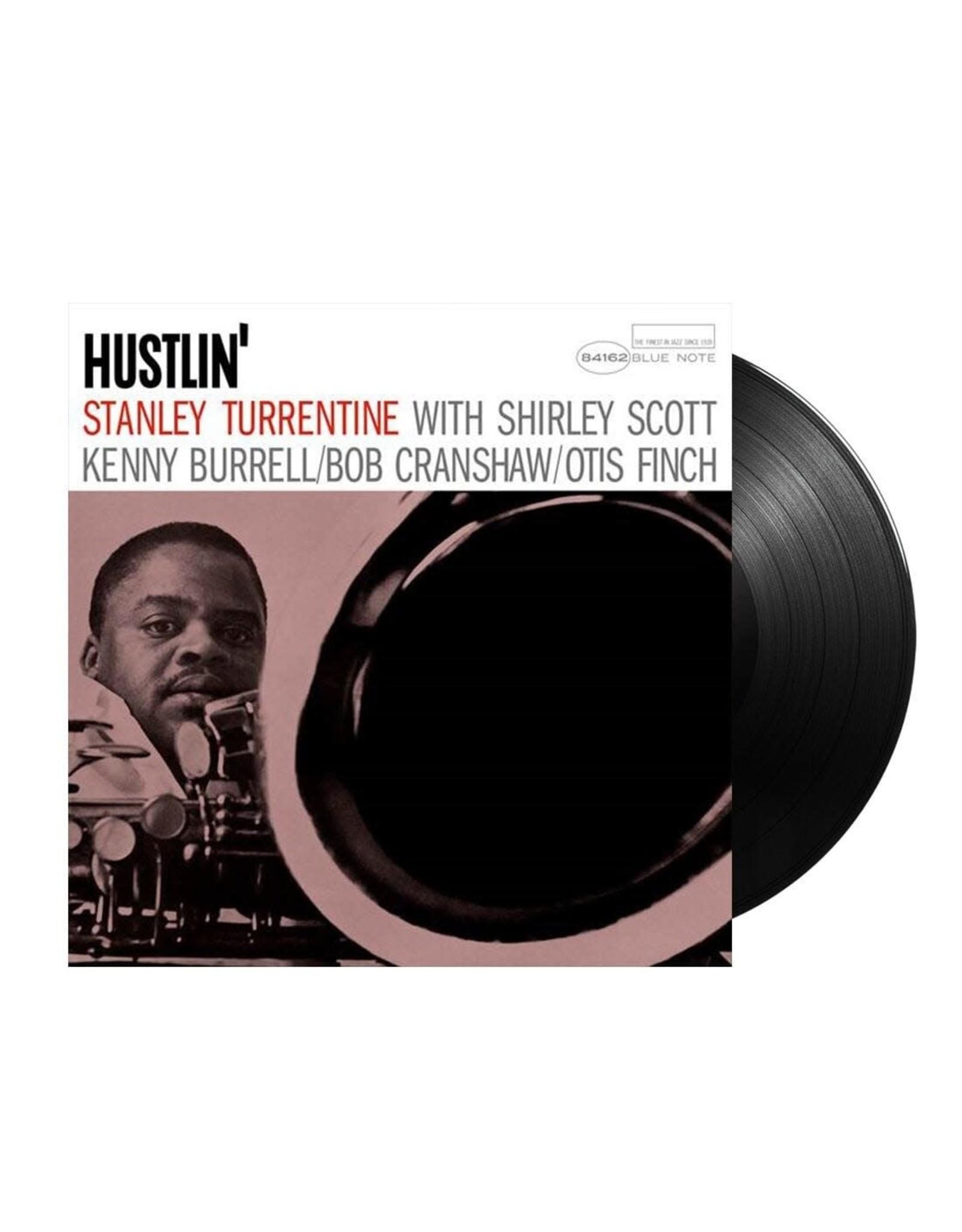 Blue Note Turrentine, Stanley: Hustlin' (Tone Poet Series) LP
