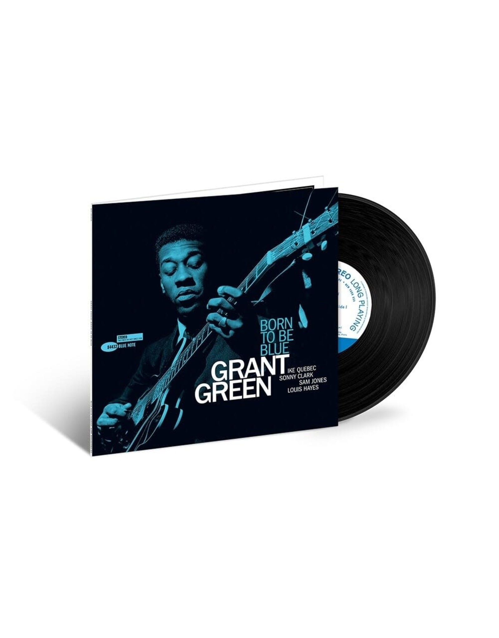 Blue Note Green, Grant: Born to Be Blue (Tone Poet Series) LP