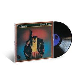 Blue Note Jones, Elvin: Mr. Jones LP