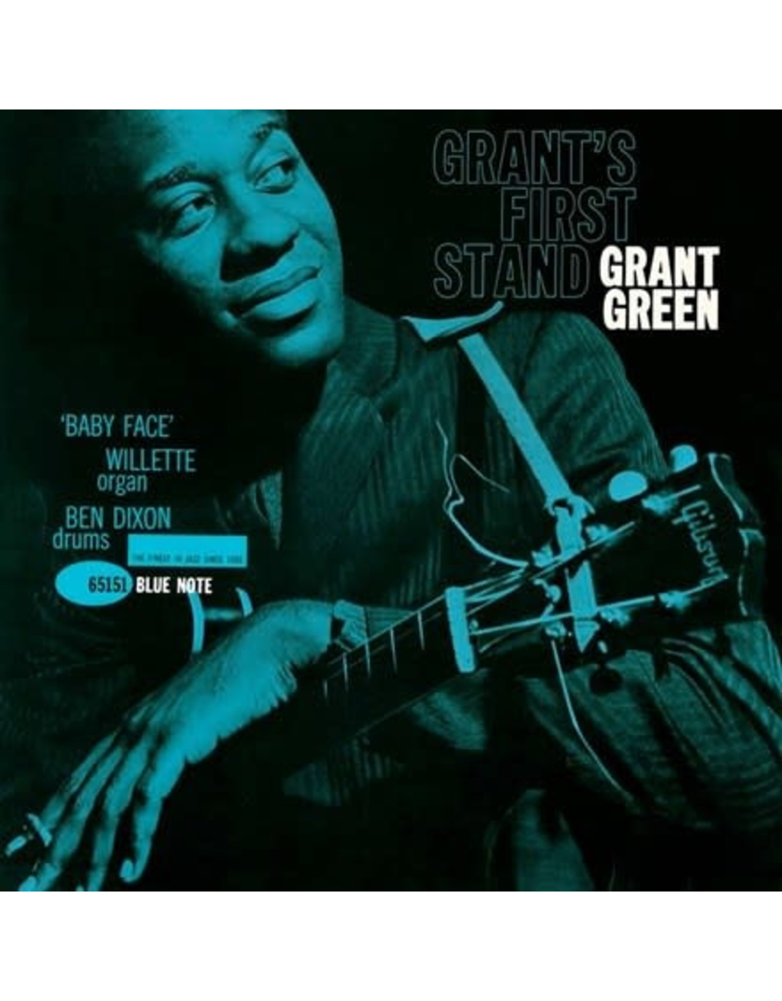 Blue Note Green, Grant: Grant's First Stand LP