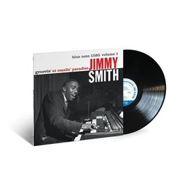 Blue Note Smith, Jimmy: Groovin at Smalls Paradise LP