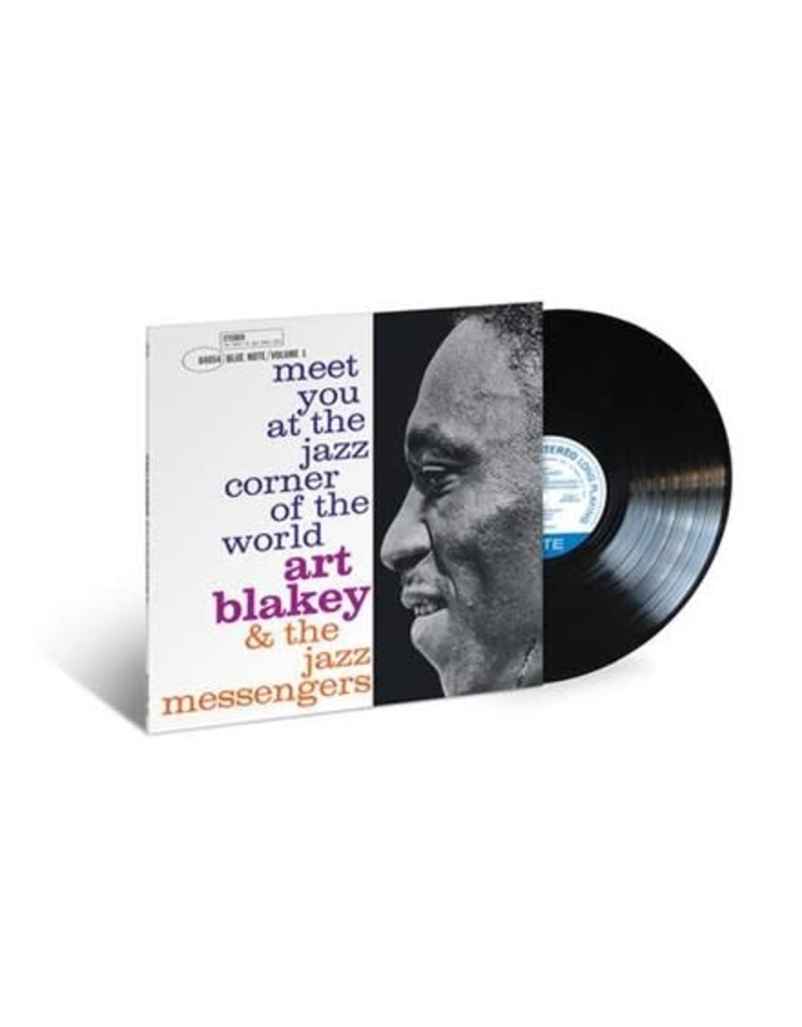 Blue Note Blakey, Art & The Jazz Messengers: Meet You at the Jazz Corner of the World - Vol.1 LP