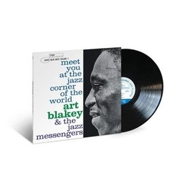 Blue Note Blakey, Art & The Jazz Messengers: Meet You at the Jazz Corner of the World - Vol.2 LP