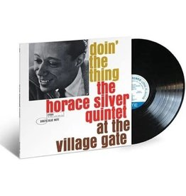 Blue Note Silver, Horace Quintet: Doin' the Thing LP