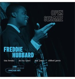 Blue Note Hubbard, Freddie: Open Sesame LP