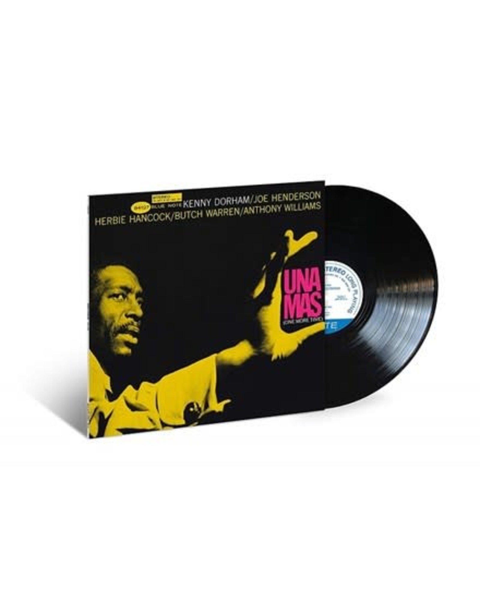 Blue Note Dorham, Kenny: Una Mas LP