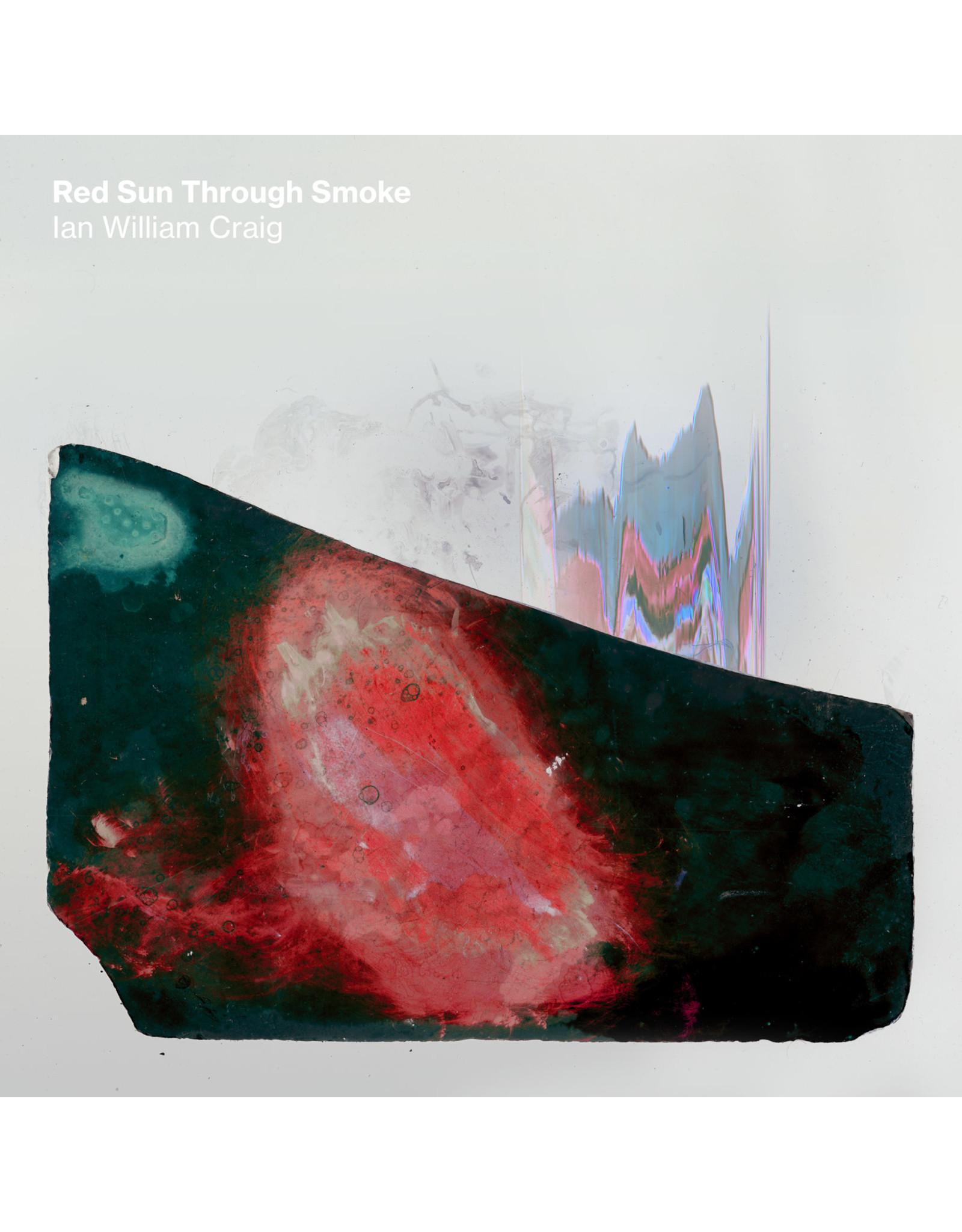 130701 Craig, Ian William: Red Sun Through Smoke LP