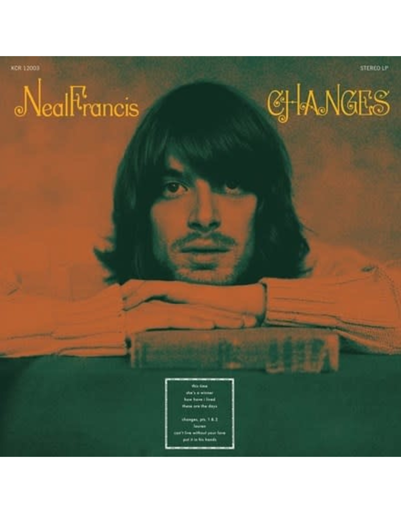 Karma Chief Francis, Neal: Changes LP