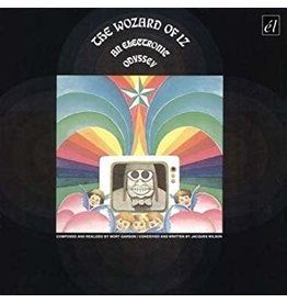 Audio Clarity Garson, Mort (Wozard Of Iz): Wozard Of Iz - An Electronic Odyssey LP