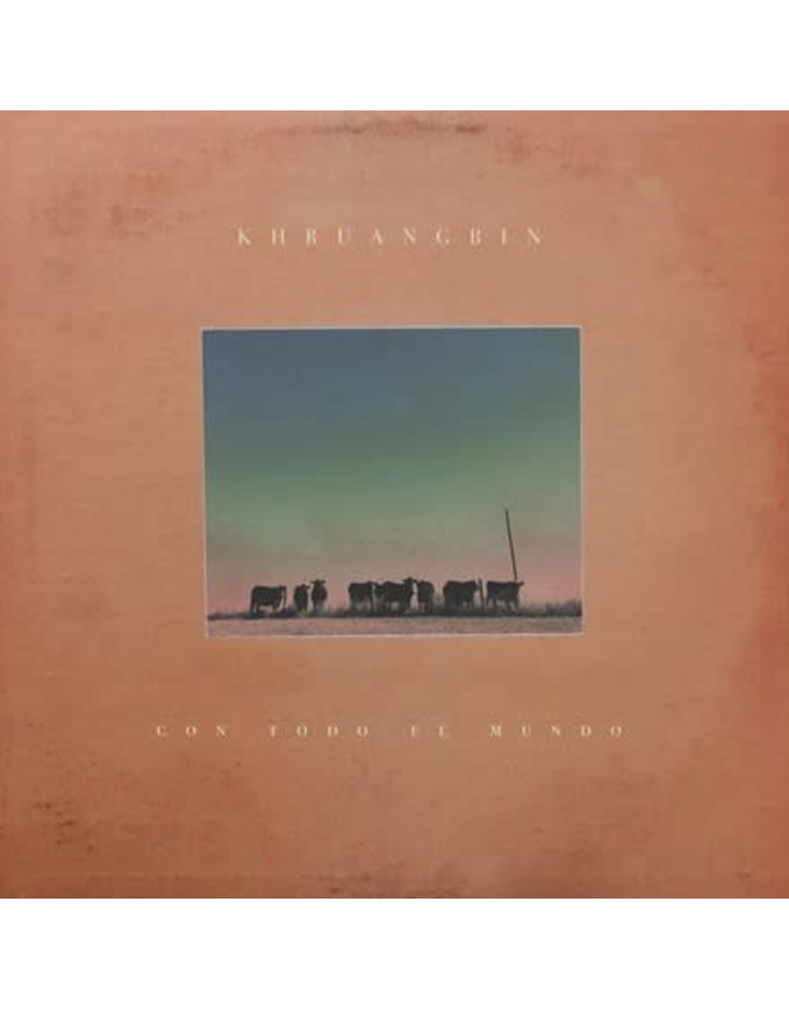 Dead Oceans Khruangbin: Con Todo El Mundo LP
