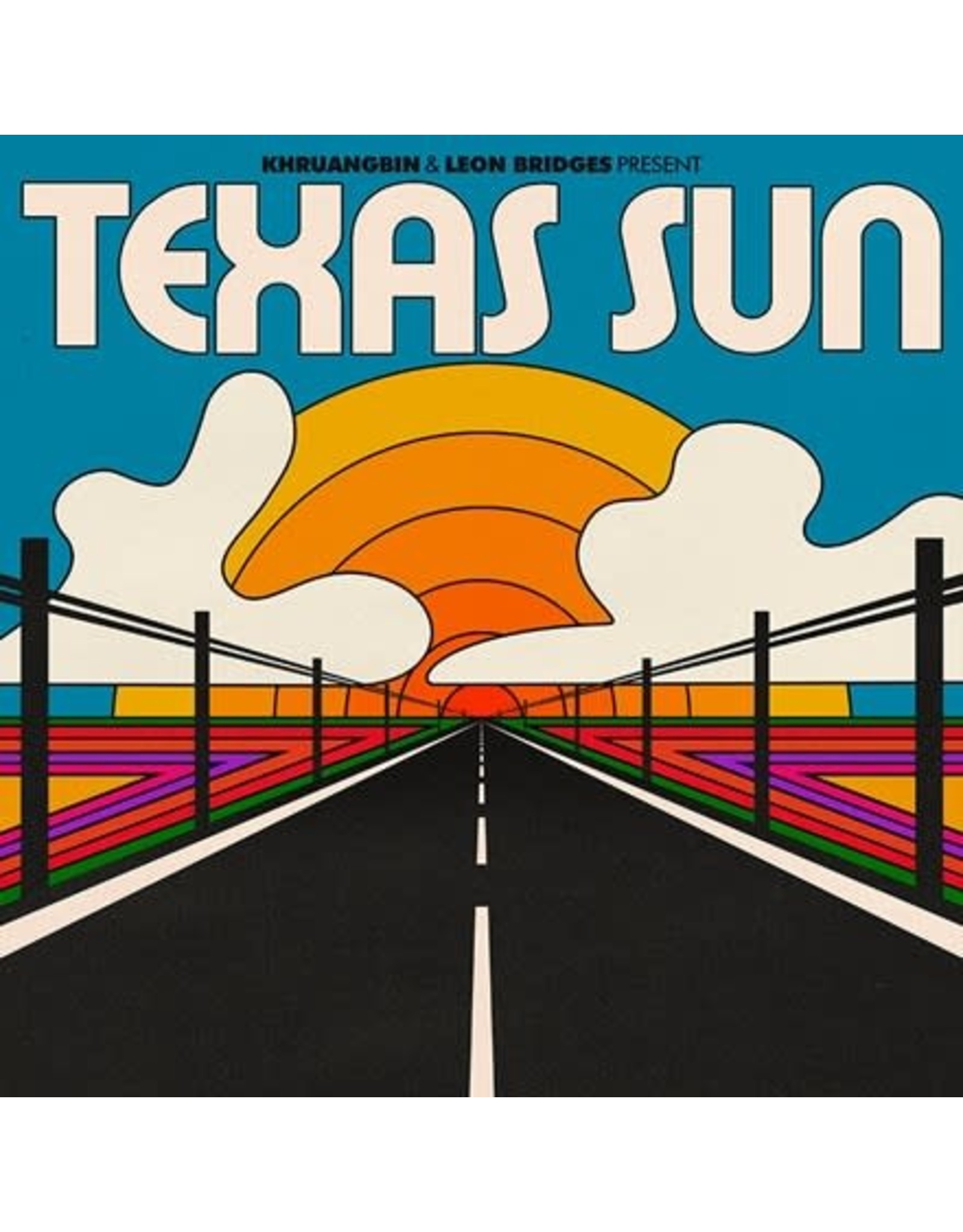 Dead Oceans Khruangbin & Leon Bridges: Texas Sun EP LP