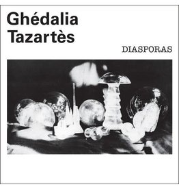 Dais Tazartès, Ghédalia: Diasporas (clear red vinyl) LP
