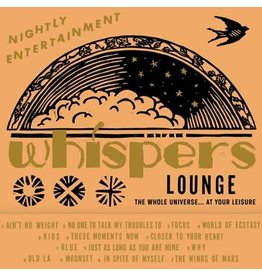 Numero Various: Whispers: Lounge Originals LP
