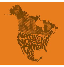 Light in the Attic Various: Native North America Vol. 1 LP