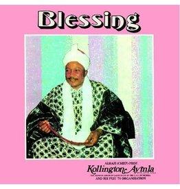 Soul Jazz Ayinla, Kollington & His Fuji '78 Organisation: Blessing LP