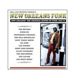 Soul Jazz Various: New Orleans Funk - Original Sound of Funk 1960-75 LP