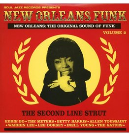 Various: New Orleans Funk Volume 2 - The Original Sound of Funk LP