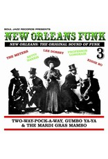 Soul Jazz Various: New Orleans Funk Vol. 3: Two-Way-Pocky-Way, Gumbo Ya Ya and the Mardi Gras Mambo LP