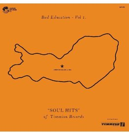 Daptone Various: Bad Education, Vol. 1: The Soul Hits of Timmion Records LP