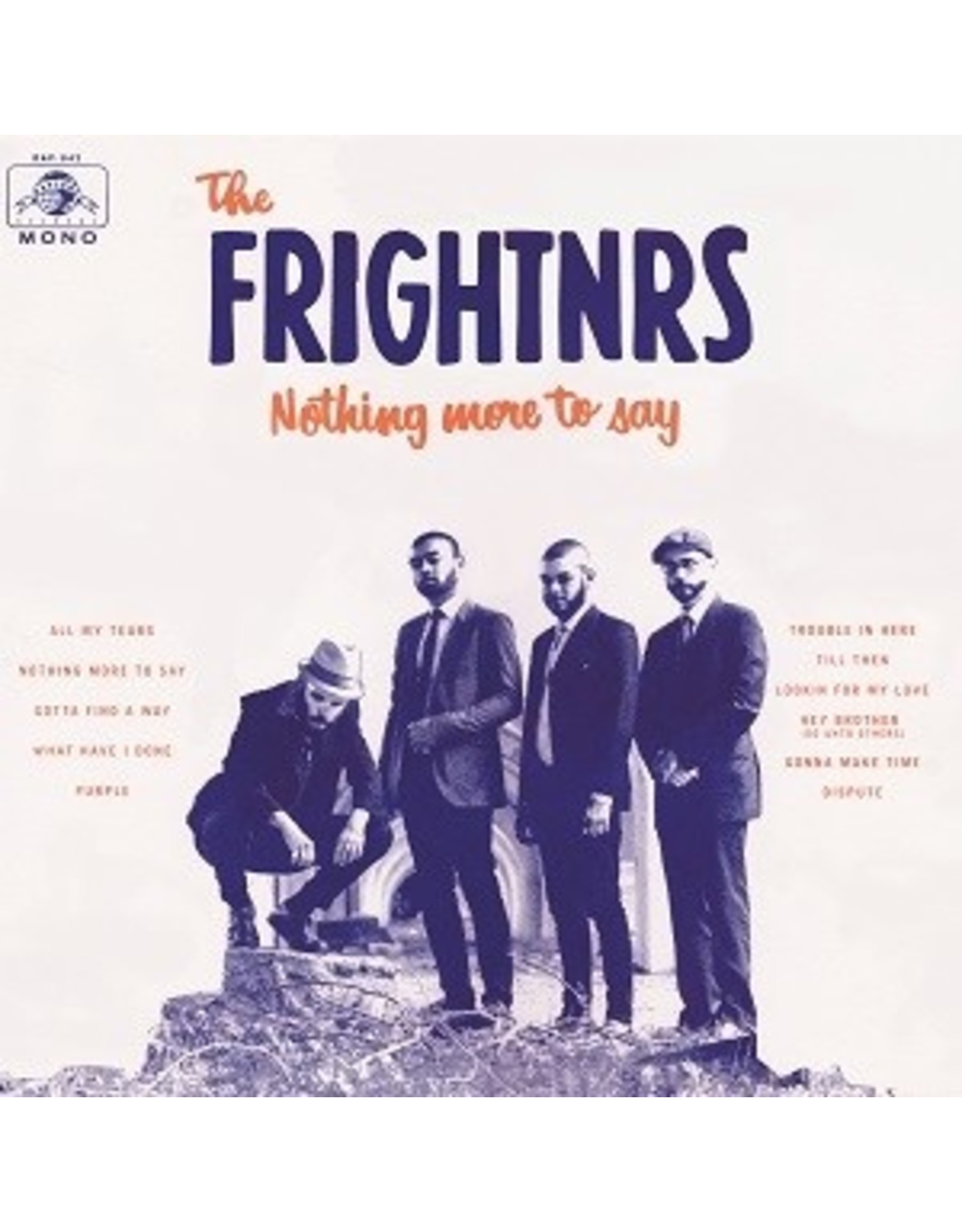Daptone Frightnrs: Nothing More To Say LP