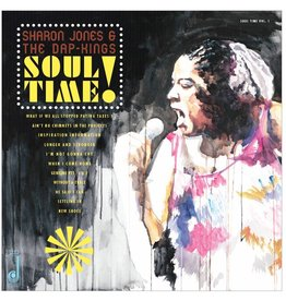 Daptone Jones, Sharon: Soul Time LP