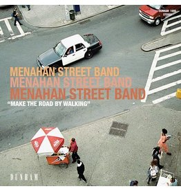 Daptone Menahan Street Band: Make the Road By Walking LP